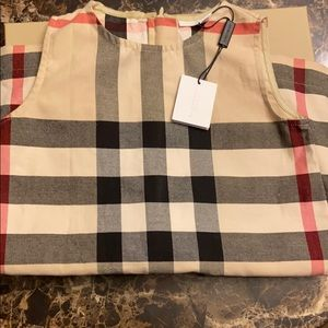 Authentic Burberry Kid Dress